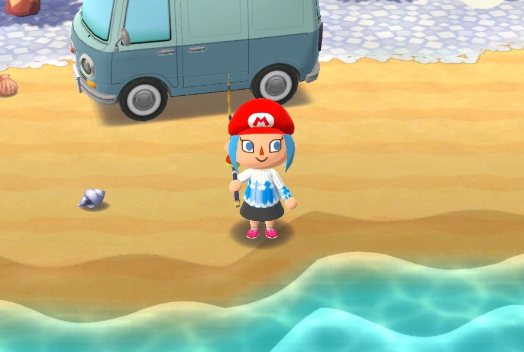 Animal Crossing Pocket Camp Mario Featured