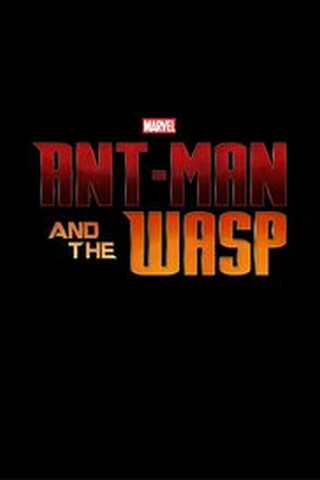 Ant-Man and the Wasp movie poster image