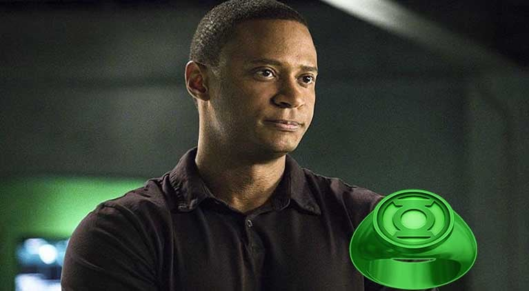 arrow diggle green lantern