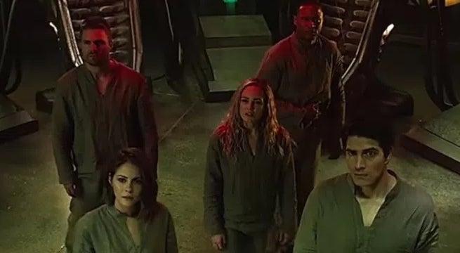 arrow invasion episode 100