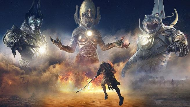 Assassin's Creed Origins Trials of the Gods
