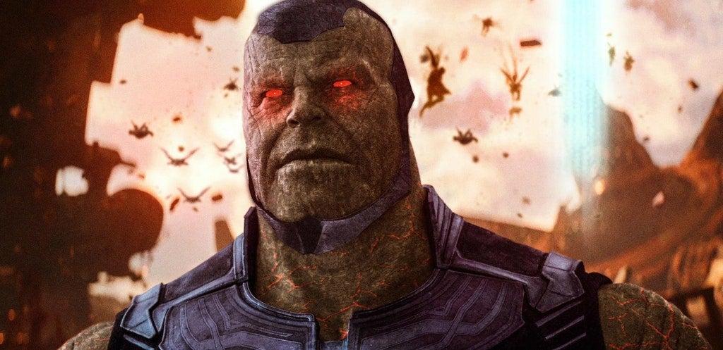Avengers Infinity War Darkseid Thanos Meme