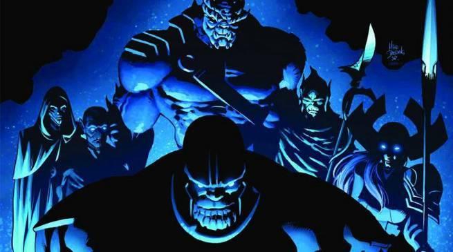 Avengers Infinity War Marvel Comics Influences