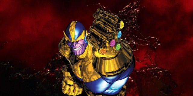 Avengers Infinity War Thanos Reality Stone