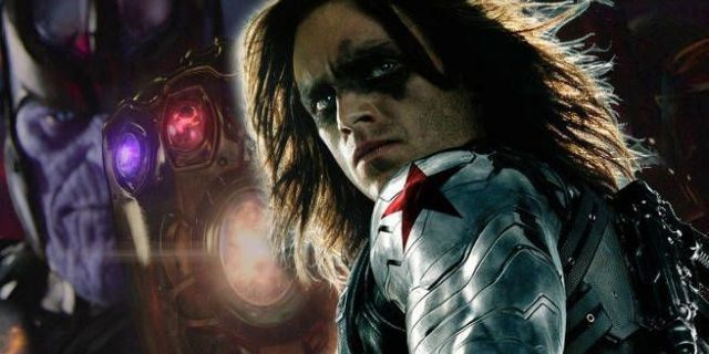 avengers infinity war winter soldier new arm