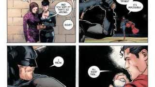 Batman Vs Superman Baseball Duel