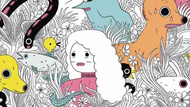 Best Comics of 2017 - Cover