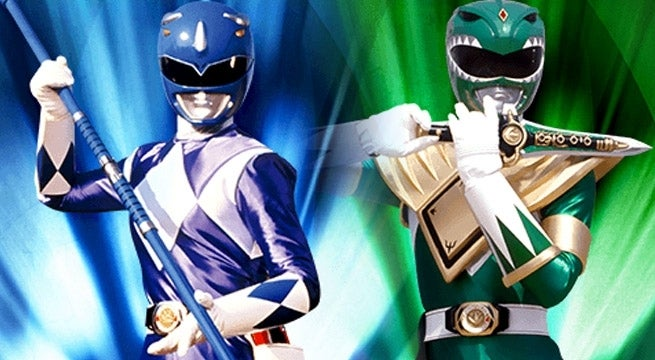 Blue-Green-Ranger-Power-Rangers-Morphin-Christmas