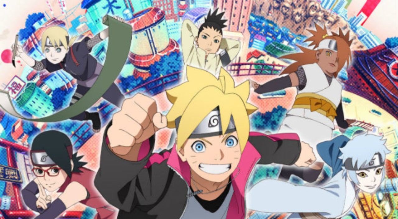 What Time Does 'Boruto' Premiere On Toonami?