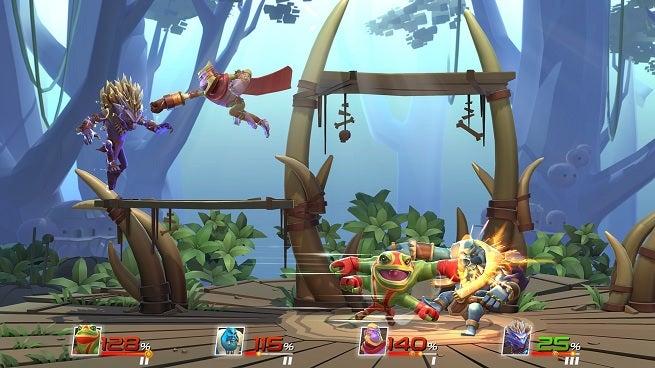 brawlout 4player
