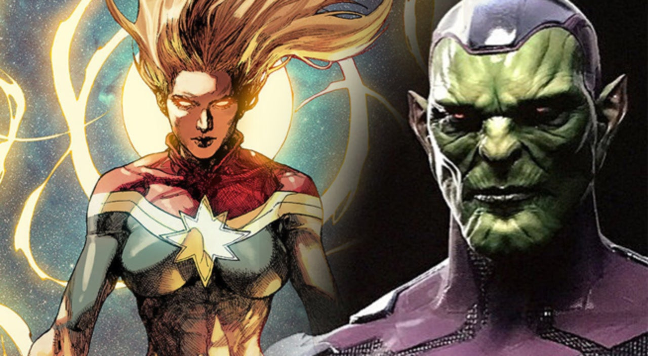Captain Marvel Key Skrulls Revealed