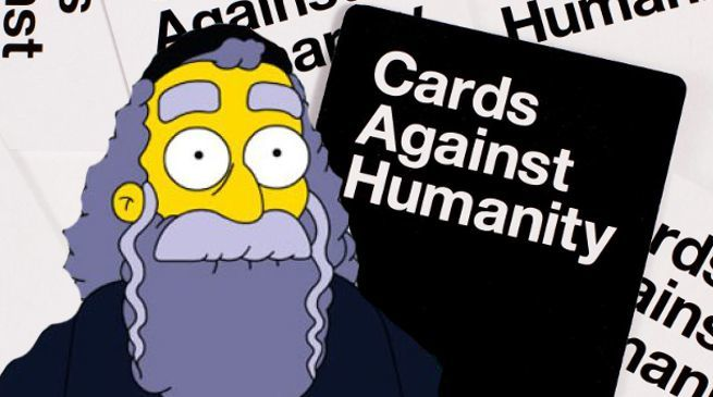 Cards Against Humanity Chosen Peope Pack Jewish Controversy