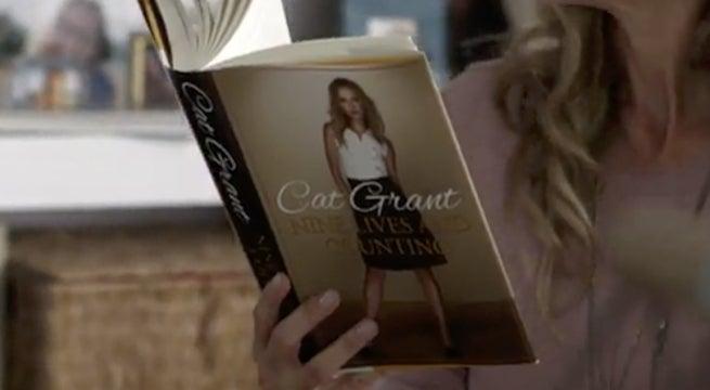 cat grant book supergirl