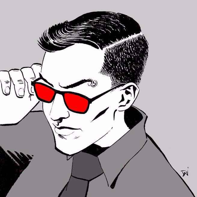 Comics Person of the Year - 2017 - Jay Edidin - David Wynne