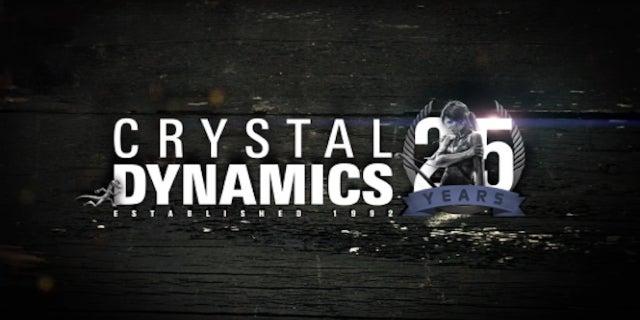 Crystal Dynamics 25th Anniversary