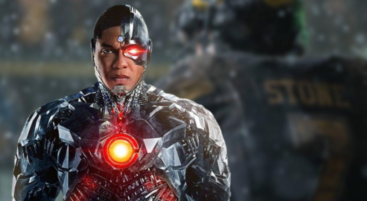 Resultado de imagen para cyborg ray fisher
