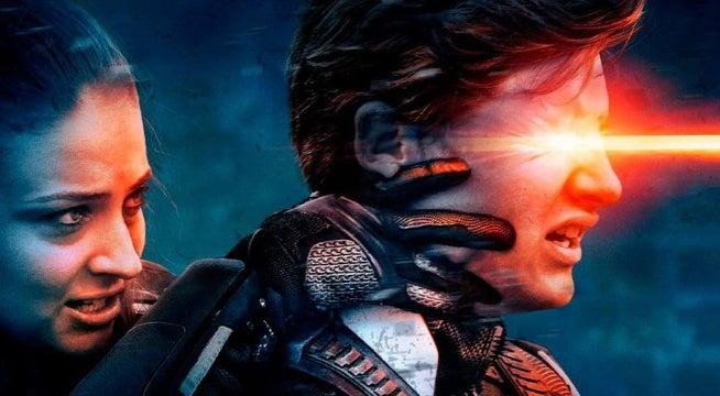 Cyclops and Jean Grey in X-Men Dark Phoenix