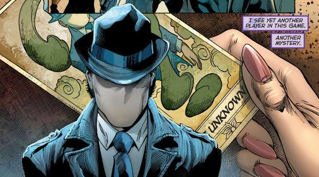 DC Comics The Question TV Show Movie