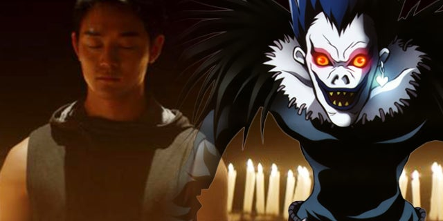 death note live action copy