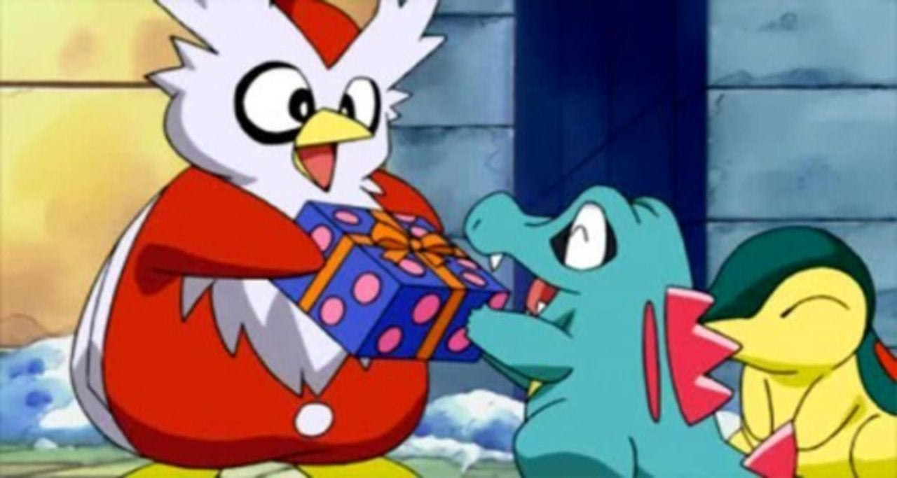 pokemon go s holiday attack gets a special animation
