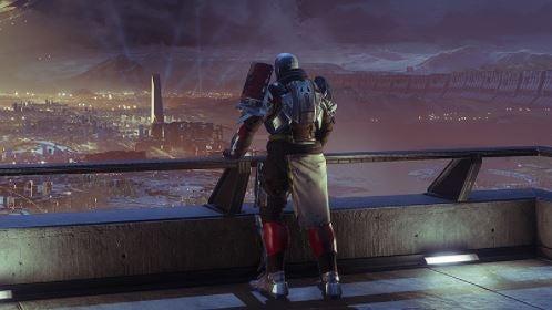 Destiny 2 update