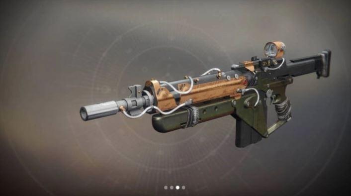 destiny 2 weapon 6