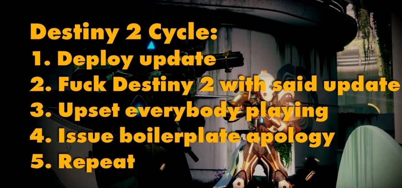 destiny cycle