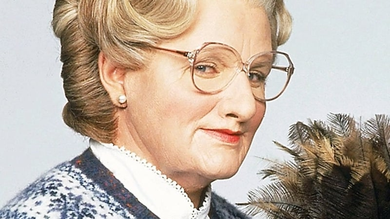 Disney Fox Mrs Doubtfire