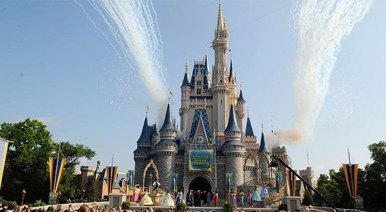 disney magic kingdom stolen stroller