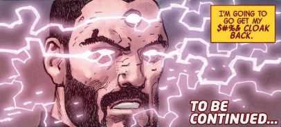 doctor strange 383 lightning