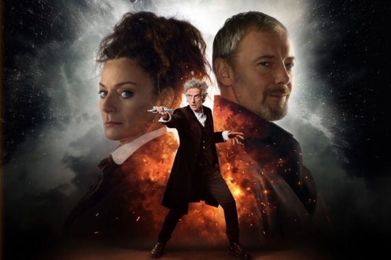 Doctor Who World Enough and Time