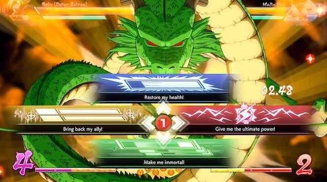 Dragon Ball FighterZ Shenron