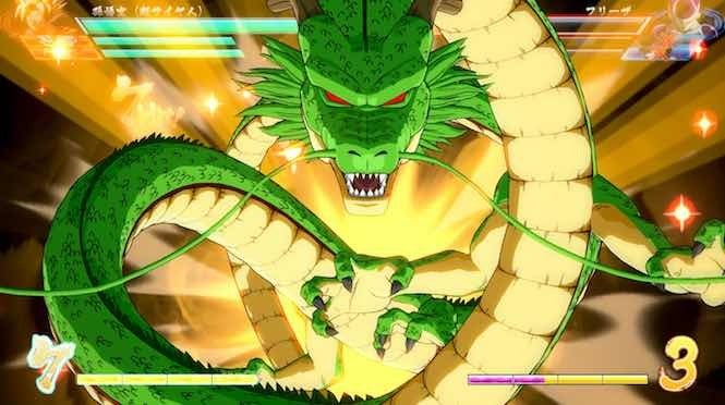 Dragon Ball FighterZ Shenron 3