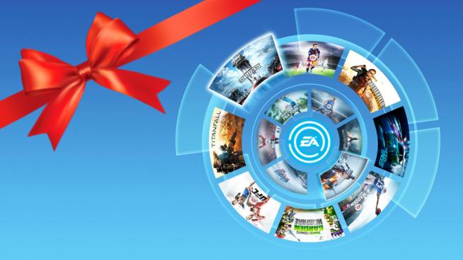EA Origins Holiday Sale