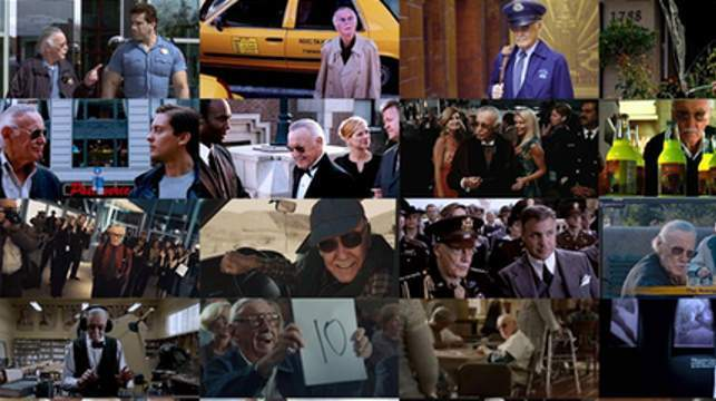 Every Stan Lee Marvel Cameo Photo