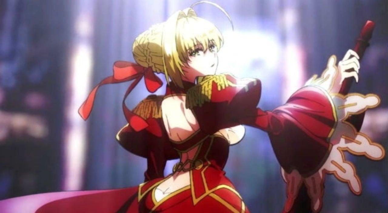 Fate/Extra: Last Encore' Anime Shares Teaser Trailer