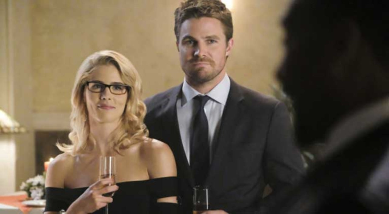 Could Marriage Endanger Felicity on 'Arrow'?