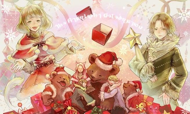 Final Fantasy 14 Starlight Celebration