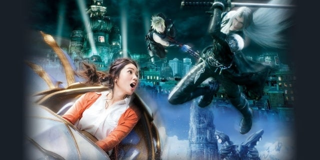 final fantasy universal ride