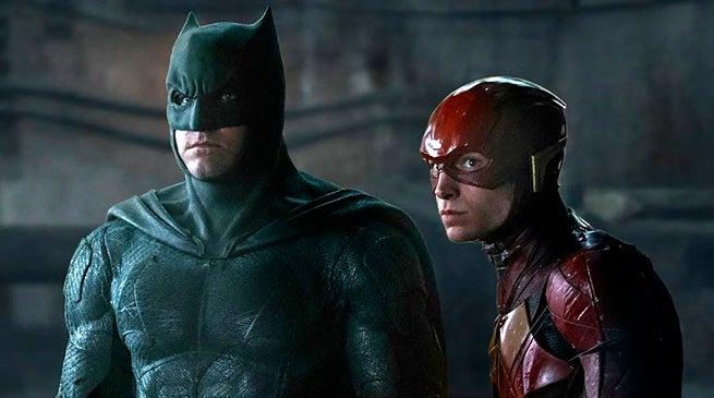Flashpoint Ben Affleck Batman Exit Death Replacement