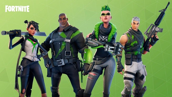 Fortnite Xbox Exclusive Characters
