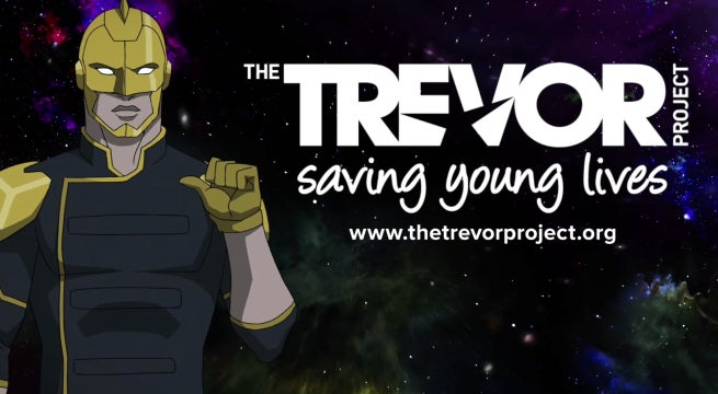 freedom fighters the ray trevor project