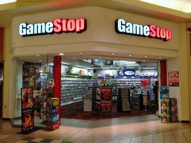 Image result for Game Stop