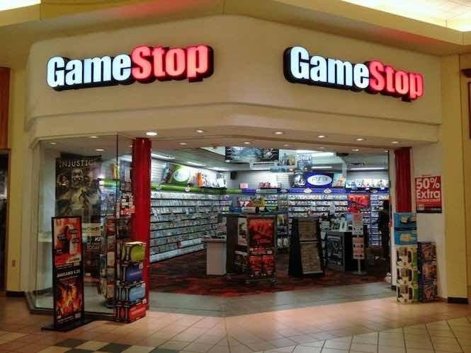 GameStop Retail Hours