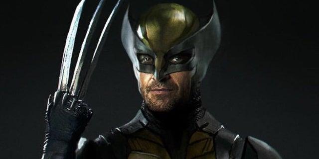 Artist Reimagines Hugh Jackman's Wolverine In Classic Costume
