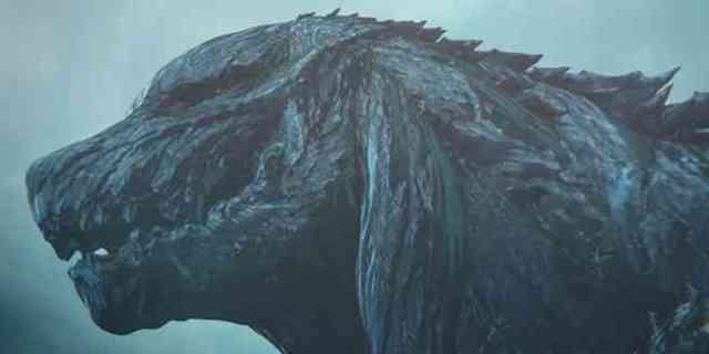 Godzilla Planet of the Monsters Earth Godzilla