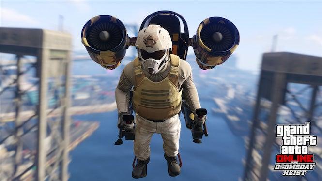 Grand Theft Auto Doomsday Heist