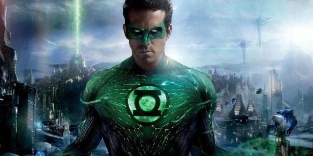 Green Lantern Spike TV December 26 2017