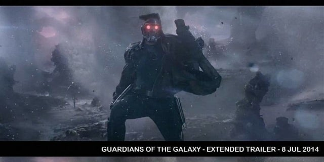 Guardians of the Galaxy Effects Changes Trailer Theatrical Cut