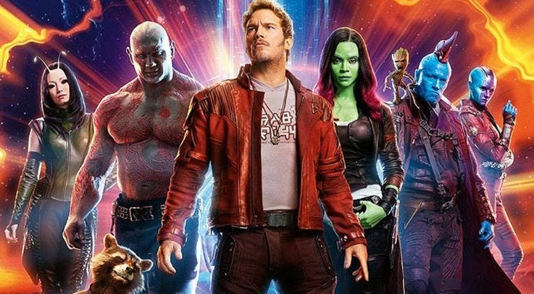 Guardians of the Galaxy Vol 2 improv
